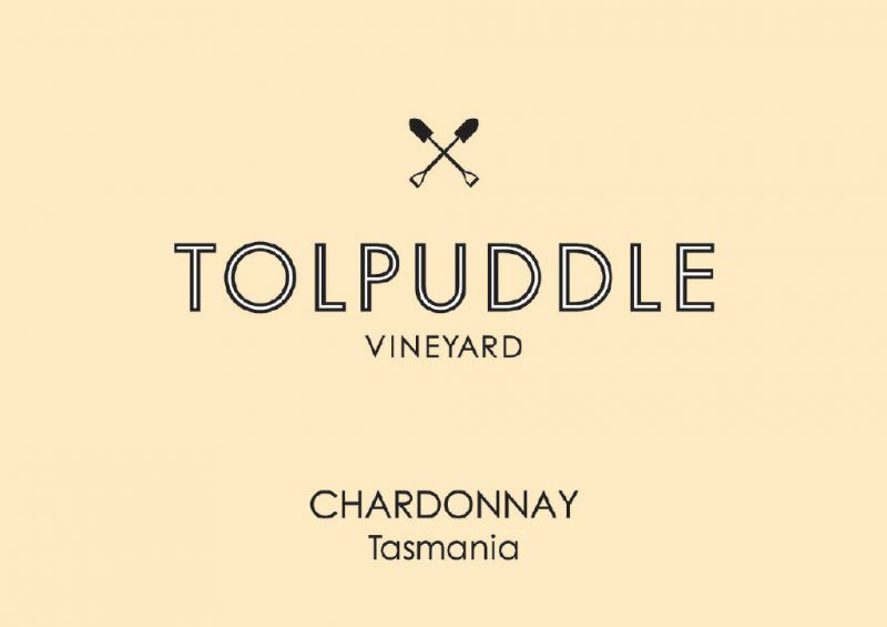 Tolpuddle Chard label